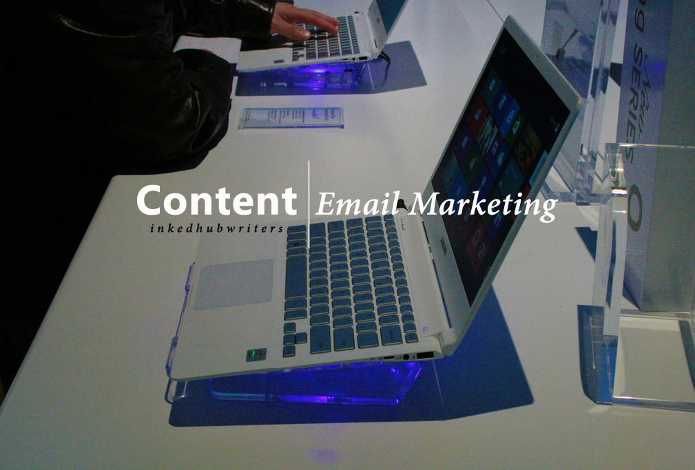 Leveraging Content For E-mail Marketing